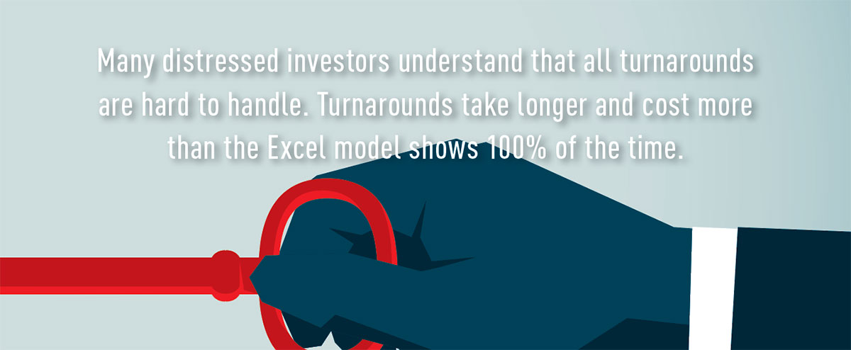 Distressed investing tips